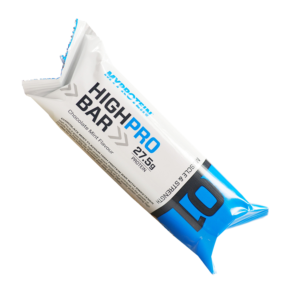 Myprotein MyBar High Pro Bar 80 gr.