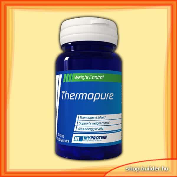 Myprotein Thermopure 180 caps.