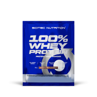 Scitec Nutrition 100% Whey Protein (30 gr.)