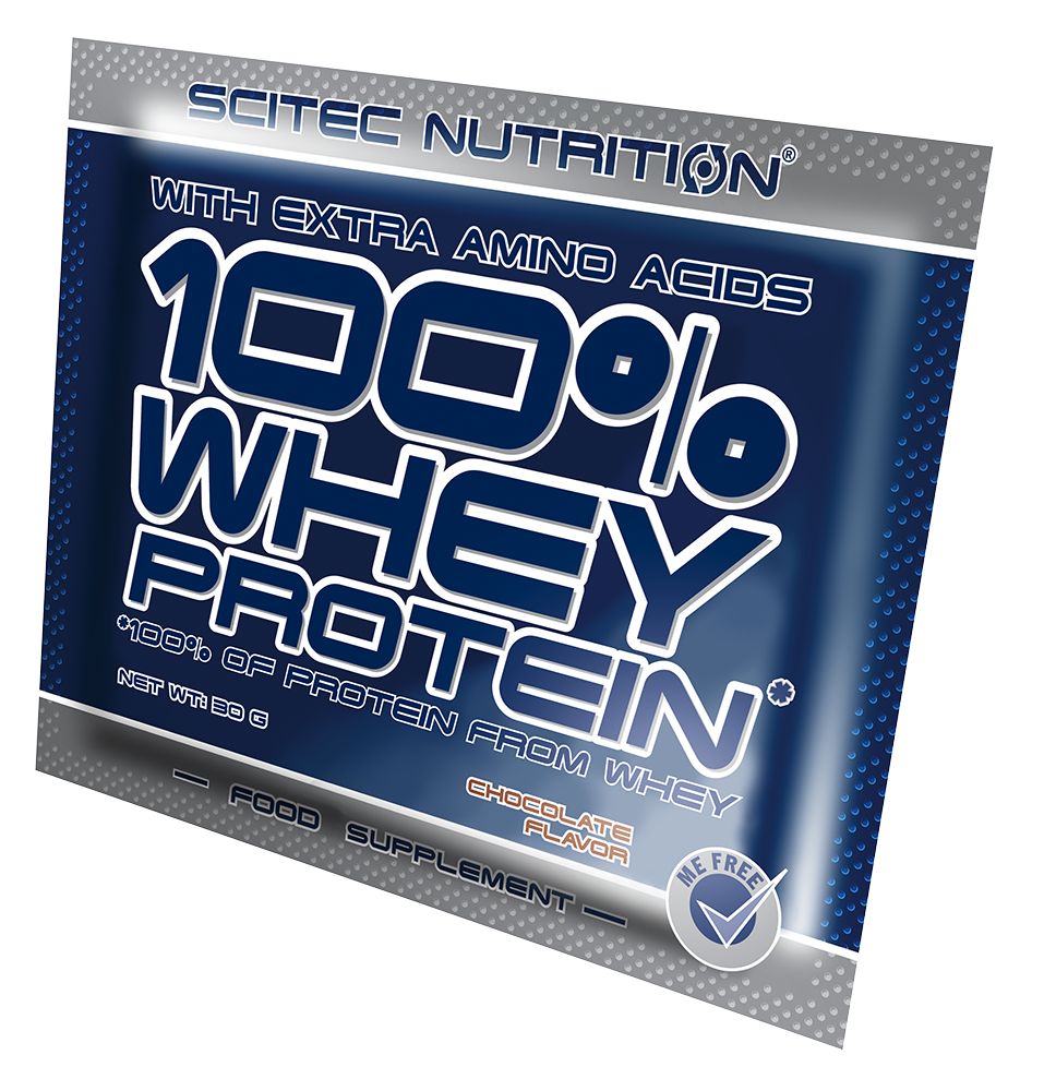 Scitec Nutrition 100% Whey Protein 30 gr.