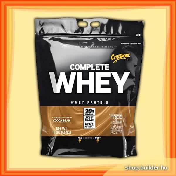 CytoSport Complete Whey 4,54 kg