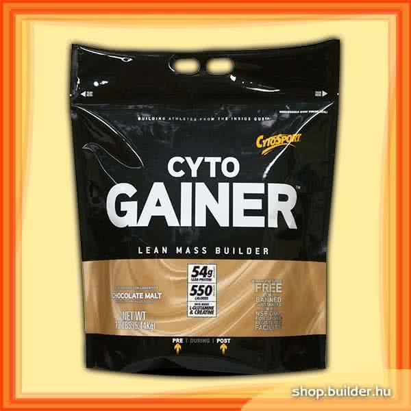 CytoSport Cyto Gainer 5,44 kg