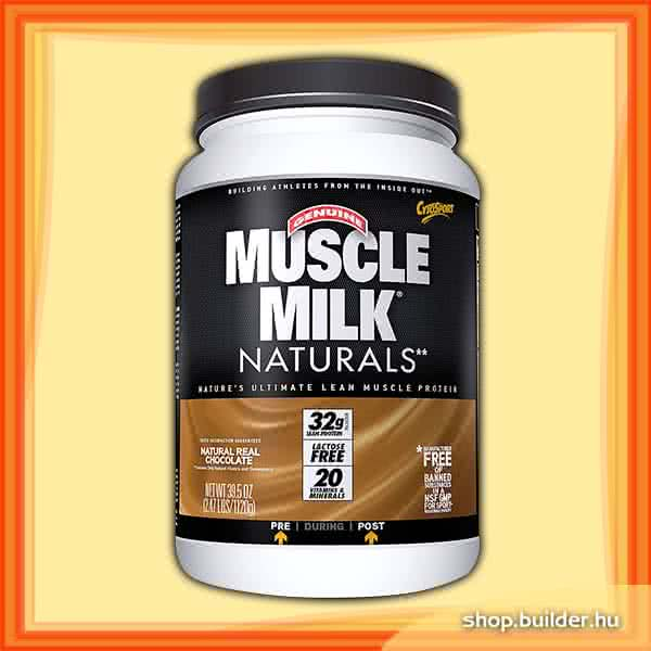 CytoSport Muscle Milk Naturals 1,125 kg