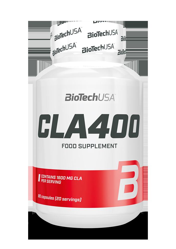 BioTech USA CLA 400 80 caps.