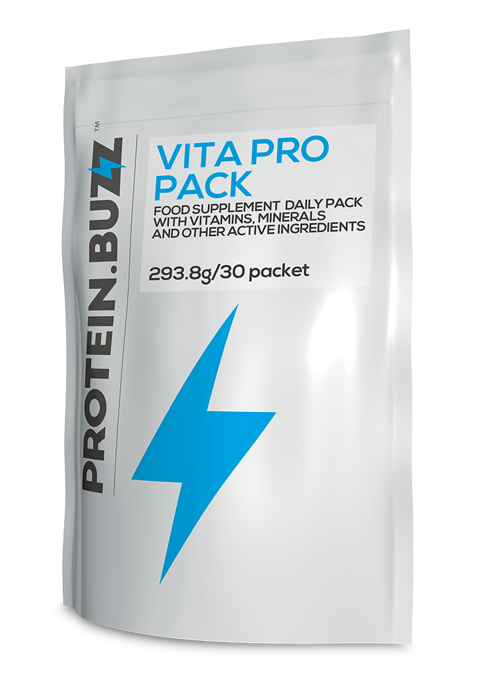 Protein Buzz Vita Pro Pack (30 pac.)